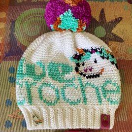 We Crochet Beanie Pattern