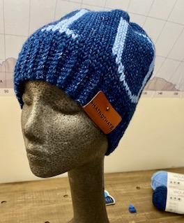 Can't We All Just C2TOG Beanie Free Pattern